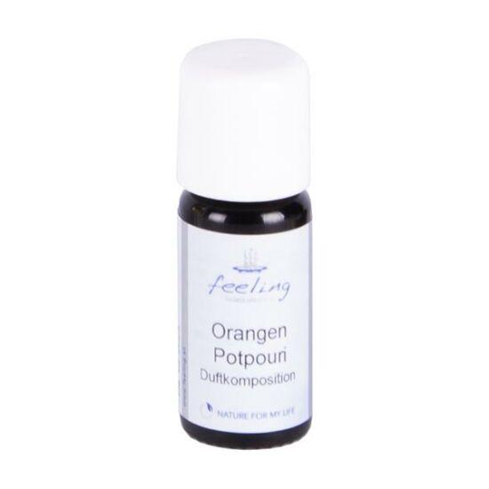 Narancs potpouri illóolaj keverék